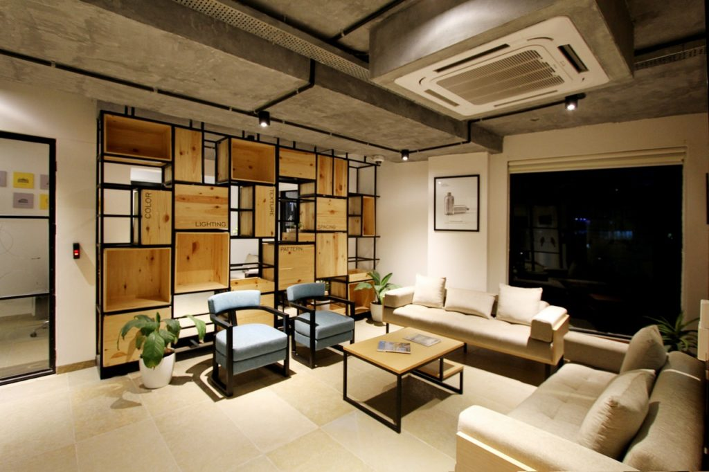 Interior design ideas for 1 bhk flat in India