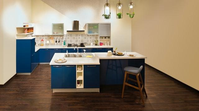 Modular Kitchen - Interior design